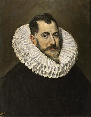 Retrato de un caballero desconocido - Image: Retrato de caballero desconocido