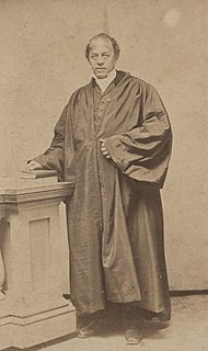 Leonard Grimes African-American abolitionist and pastor