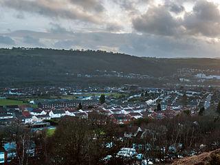 Rhydyfelin Human settlement in Wales