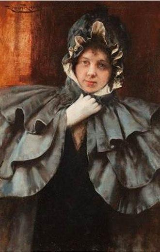 Romà Ribera - Image: Ribera Woman