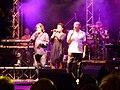 Ricchi e Poveri live in Vibonati (SA), Italy.JPG