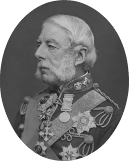 Richard Airey, 1st Baron Airey British Army general