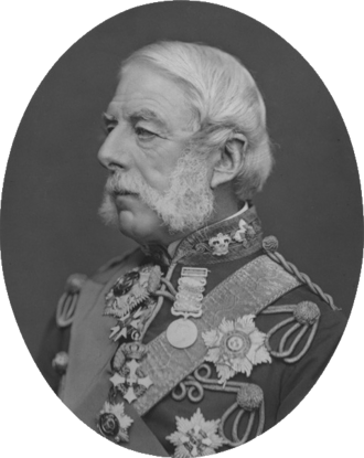 Richard Airey, 1st Baron Airey - Lord Airey