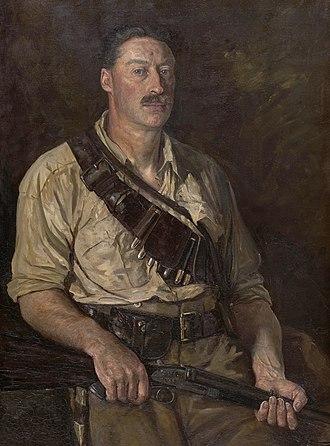 Henry Justice Ford - Richard John Cuninghame (1871-1925)