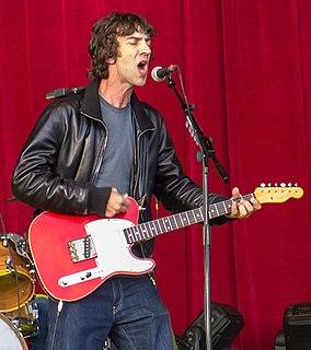 Richard Ashcroft English singer-songwriter