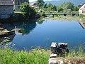 Rijeka Gacka (Croatia) - Majerovo vrelo (ponor).jpg