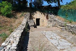 Roman tomb, Brestovik