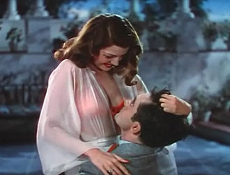 Blood and Sand (1941 film) - Hayworth and Power