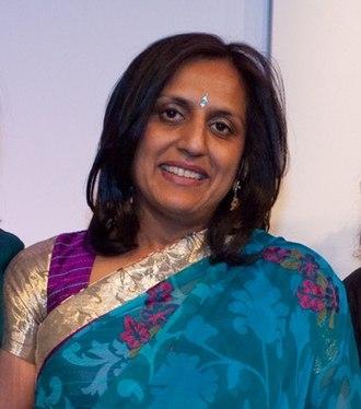 Ritula Shah - Ritula Shah at the Asian Women of Achievement Awards in 2011