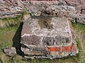 Rivet bench mark on Hilbre Island - geograph.org.uk - 1390259.jpg