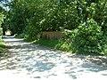Road close to Standlynch Farm - geograph.org.uk - 183926.jpg