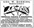 Robbins CourtSt BostonDirectory 1852.png
