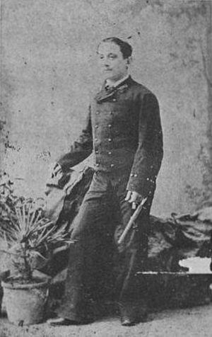 Robert Napuʻuako Boyd - Robert Napuʻuako Boyd in Livorno, Italy, c. 1884