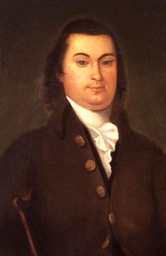 Robert Livingston (1718–1775) - Image: Robert R Livingston (1718 1775)