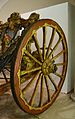 Roda de la carrossa de les Nimfes, palau del marqués de Dosaigües de València.JPG