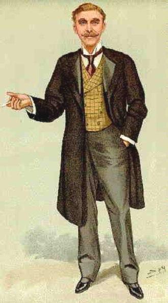 Rennell Rodd, 1st Baron Rennell - Image: Rodd vanityfair