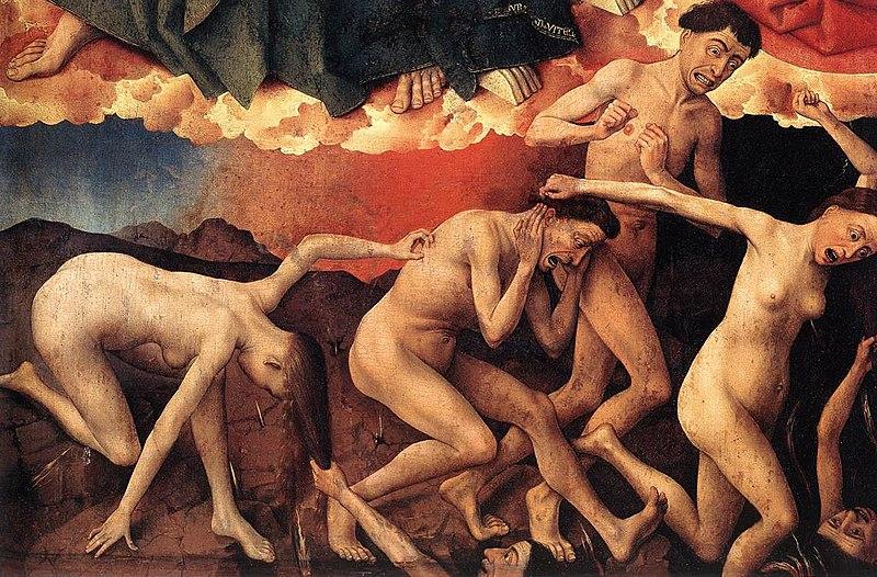 File:Rogier van der Weyden - The Last Judgment (detail) - WGA25648.jpg