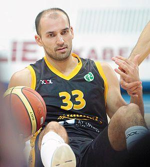 Rolandas Alijevas - Alijevas with Šiauliai in 2015