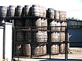 Roll out the barrels - geograph.org.uk - 553728.jpg