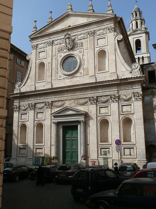 Église Santa Caterina dei Funari