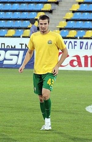 Roman Bugayev - Image: Roman Bugayev 2011