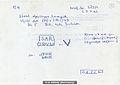 Roman Inscription from Roma, Italy (CIL VI 01211).jpeg