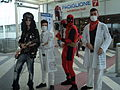 Romics 2013 58 - Cosplay of Slash.JPG