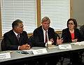 Ron Alvarado, Tom Vilsack, and Kate Brown.jpg