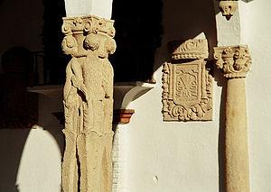 Ronda (Spain), Chapel Templete de la Virgen de...