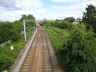 Rotherham Road railway station Disused railway station in South Yorkshire, England