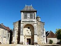 Rouffignac-Saint-Cernin église (1).JPG