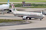 Royal Air Maroc, CN-ROH, Boeing 737-85P (28185497080).jpg