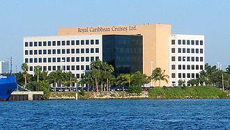 Royal Caribbean Cruises Ltd. - Royal Caribbean headquarters.