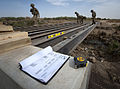 Royal Engineers Building Bridges in Afghanistan MOD 45154709.jpg