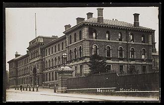Royal Herbert Hospital - Royal Herbert Hospital: the gatehouse block