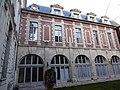 Rue Vieille du Temple 110 hôtel d'Hozier façade sur jardin 2.jpg