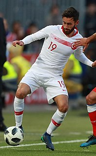 Yunus Mallı Turkish footballer