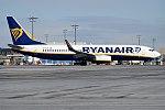 Ryanair, EI-FZF, Boeing 737-8AS (27288915708).jpg