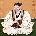 Ryuzoji Takanobu (Saga Prefectural Museum) (detail).jpg