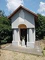 Só Street's Cemetery. Czövek vault in Gyömrő, Pest County, Hungary.jpg