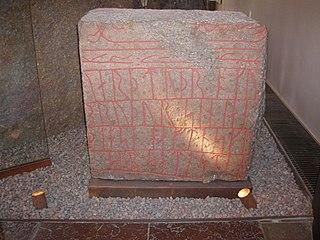 Sønder Kirkeby Runestone