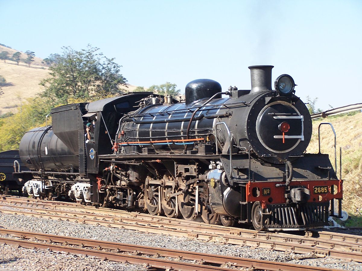 South African Class 19d 4 8 2 Wikipedia