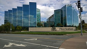 Sony Interactive Entertainment - SIE's headquarters in San Mateo, California