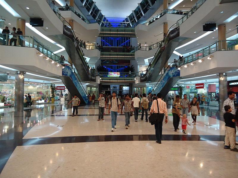 City Center Hyderabad Food Court