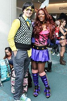 Anexopersonajes De Monster High Wikipedia La