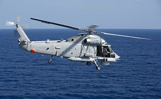 Kaman SH-2G Super Seasprite - A Royal New Zealand Navy SH-2G(I) in 2016