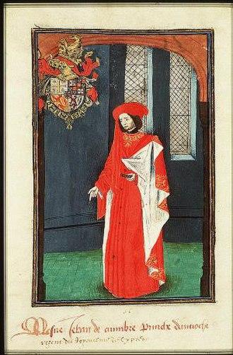 John, Prince of Antioch - Image: SOAOTO Folio 066V
