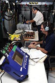 STS-122 tanking test TDR