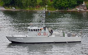 Swedish Naval Volunteers - Image: SVK70 Hojskär