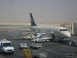 SV ERJ-170 at RUH (3004177752)